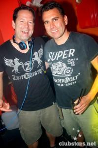 DJ Jester traegt Zeitgeister Street Style